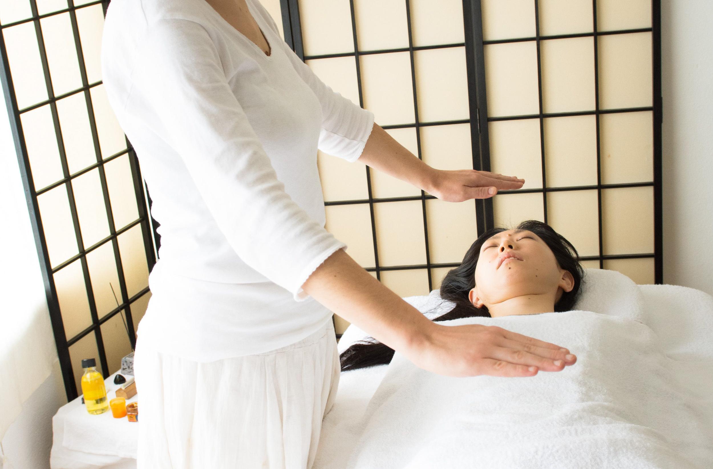 Reiki healing Tokyo