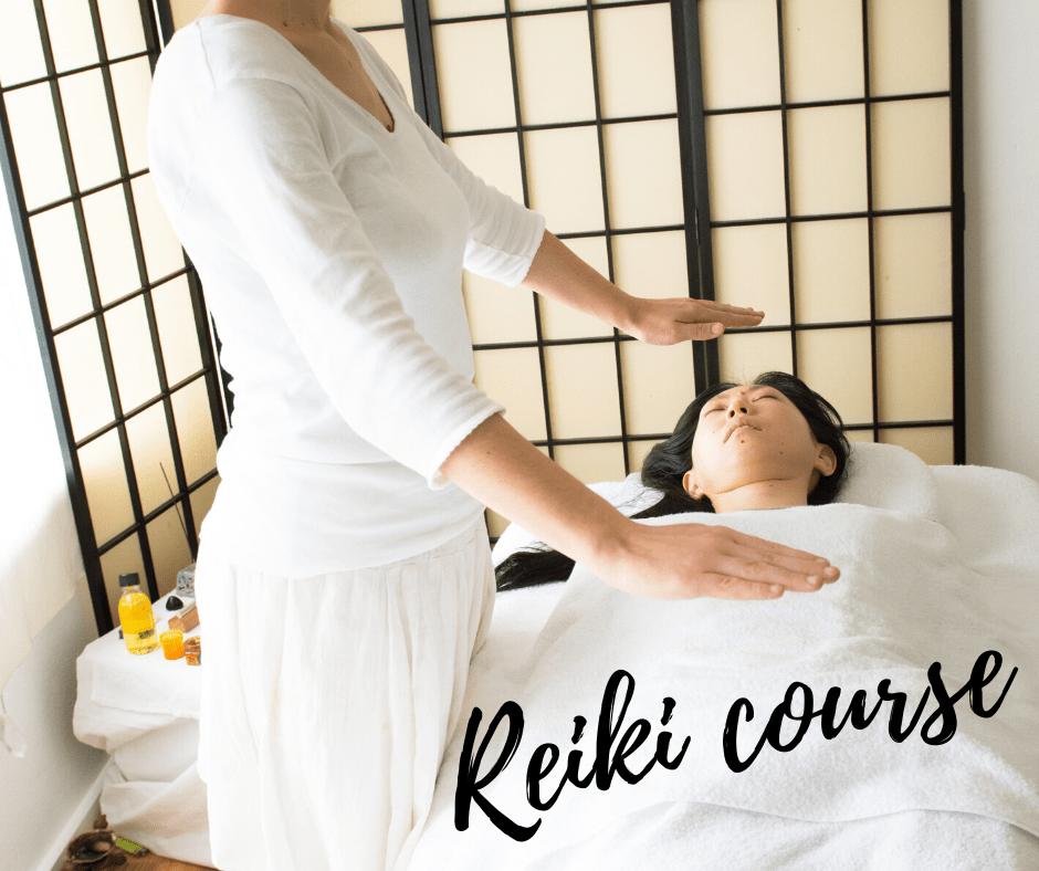 Reiki course Tokyo