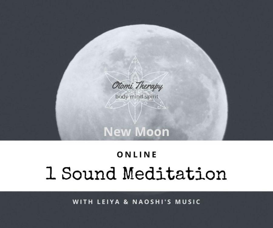 ONline 1 new moon meditation