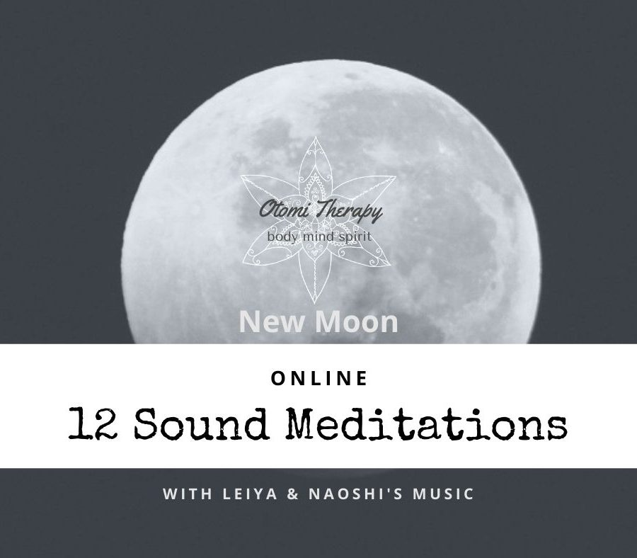 12 moon sound meditation