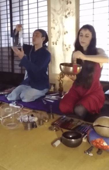 sound meditation tokyo
