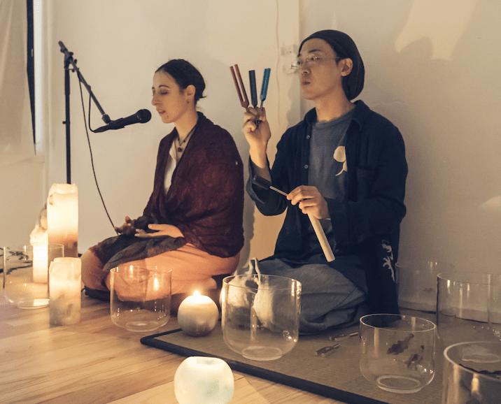 Sonothérapie Tokyo