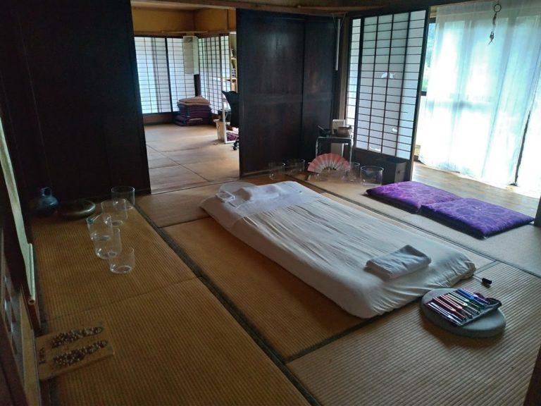 Wellness retreat in Tokyo