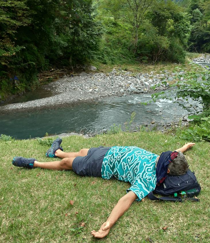 Wellness nature retreat Tokyo