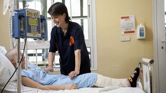 Reiki in Hospital
