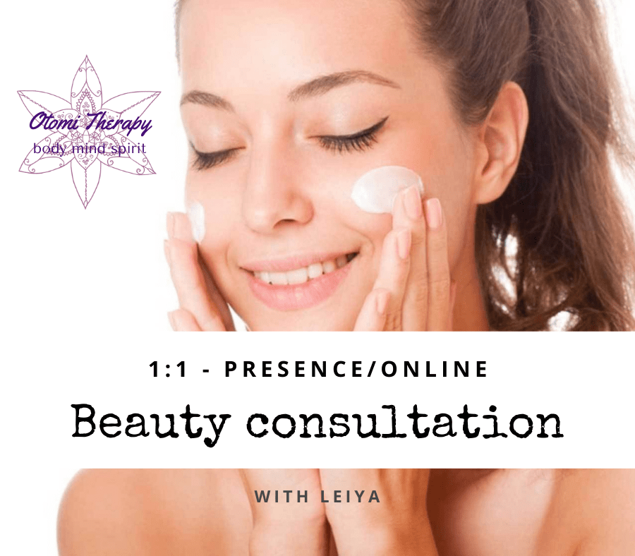 natural beauty consultation